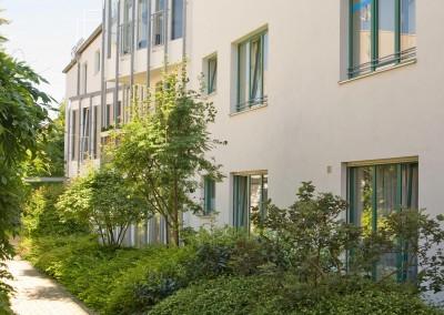 """Wohn- & Geschäftshaus """"Ahornpark"""", Straubing"""