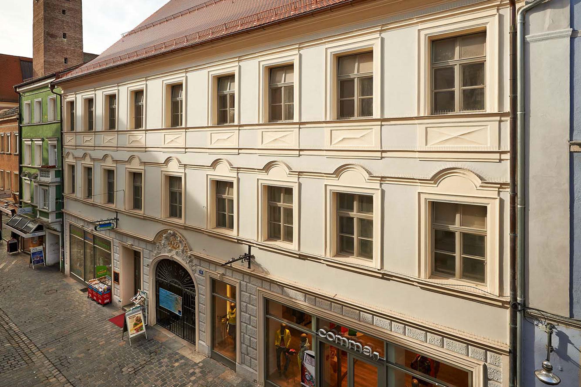 """Stadtpalais """"Steinergasse 18"""", Straubing"""