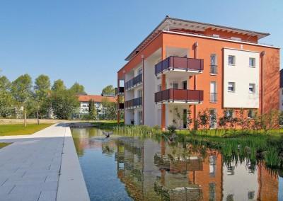 """Wohnanlage """"Parco Cavallo"""", Straubing"""