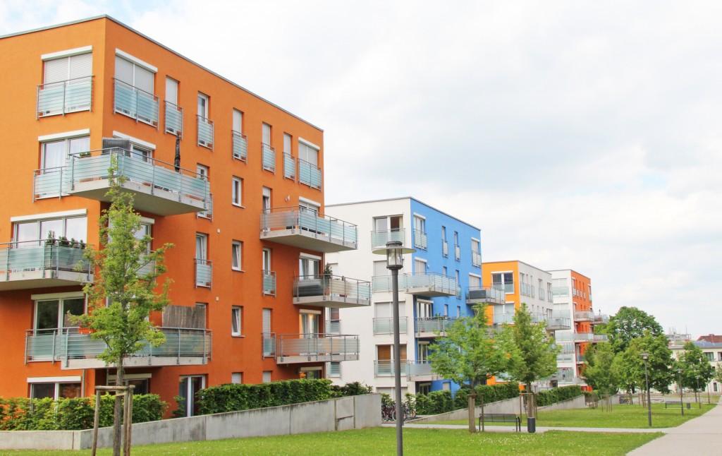 city park regensburg zeitgem es wohnen im gr nen. Black Bedroom Furniture Sets. Home Design Ideas