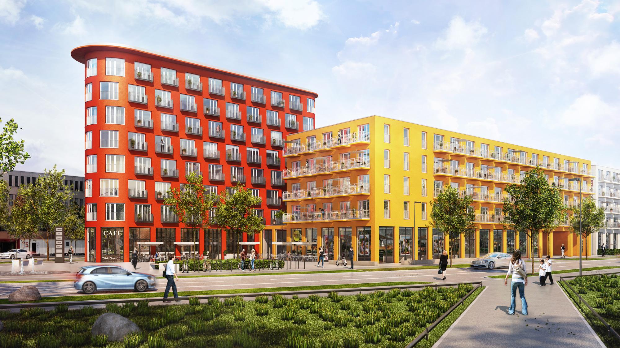 studiosus 5, Augsburg Textilviertel