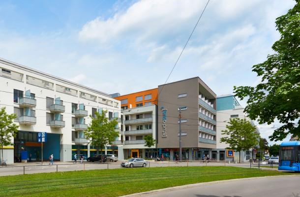studiosus 3, München Moosach