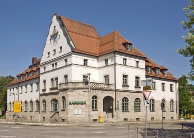 """Sanierung """"Alte Hauptpost"""", Straubing"""