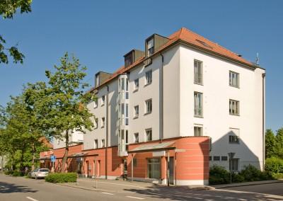 """Stadtresidenz """"von Mussinan"""", Straubing"""