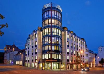 """Büro- & Geschäftshaus """"Steiner Thor"""", Straubing"""
