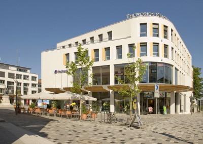 Theresien Center, Straubing