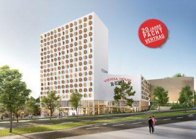 Iconic Serviced Apartments München Auf 20 Jahre fest verpachtet an Vienna House R.evo
