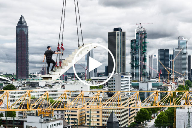 Wings Frankfurt: Freerunning-Genie Jason Paul - Video